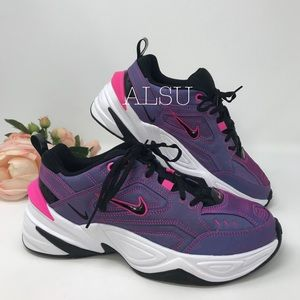 Nike M2K Tekno Laser Fuchsia Purple W AUTHENTIC